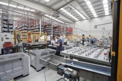 Dolz inauguró su nueva fábrica a lo grande